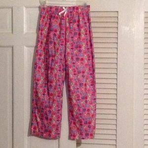Other - Pink pajama pants
